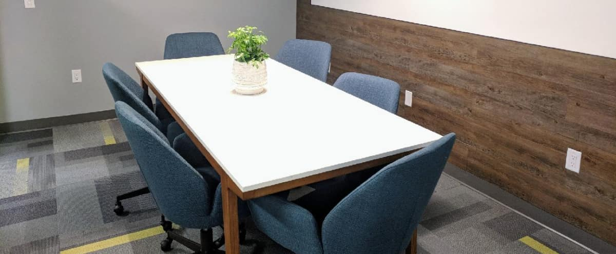Conference Room for 6 in Los Angeles Hero Image in Central LA, Los Angeles, CA