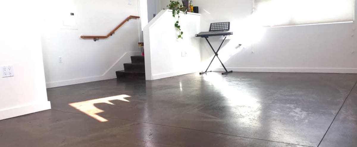Bright Modern Yoga Studio with great natural light in West Oakland in Oakland Hero Image in Clawson, Oakland, CA