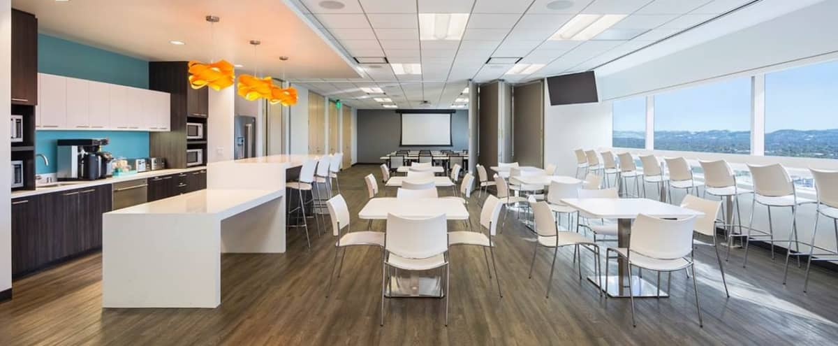 Training Room for 40 people in Downtown Concord (Ideal location) with view for miles in Concord Hero Image in Swift Plaza Building A, Concord, CA