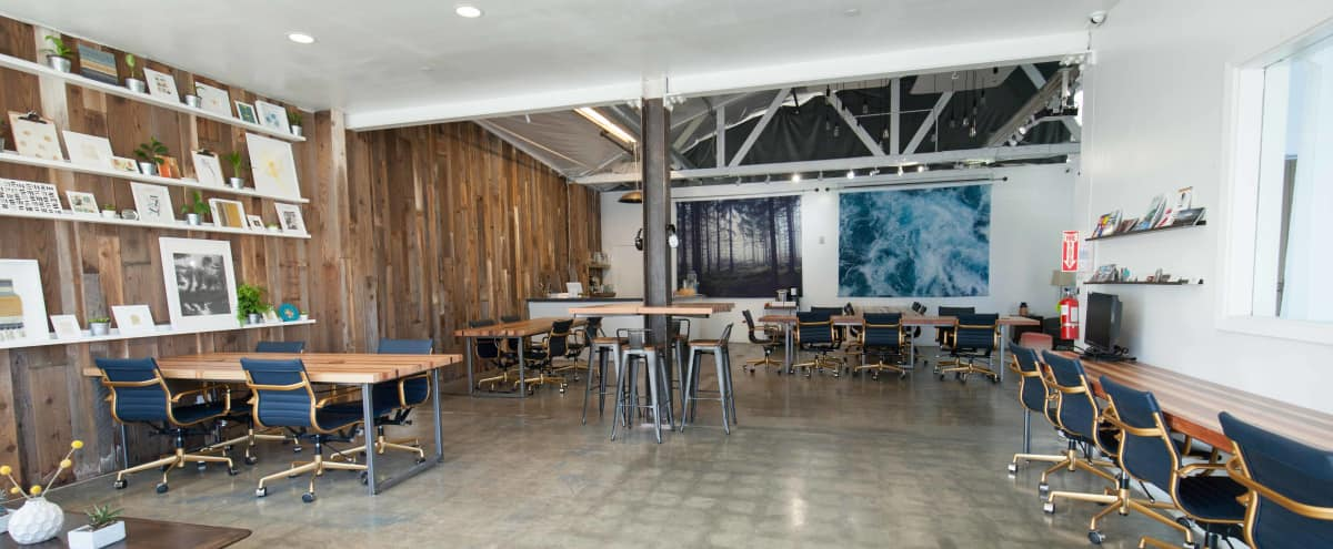 Industrial warehouse with amazing natural light and a modern interior in Alameda Hero Image in undefined, Alameda, CA