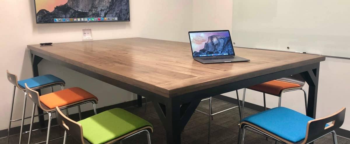 8 Person Open & Modern Meeting & Co-Working Space in The Vinings in Atlanta Hero Image in undefined, Atlanta, GA