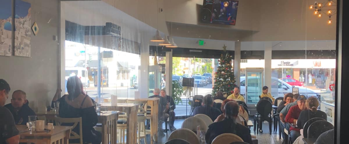 Bakery with 40 seats in 2nd street, Belmont shores, Long Beach in Long beach Hero Image in Belmont Shore, Long beach, CA