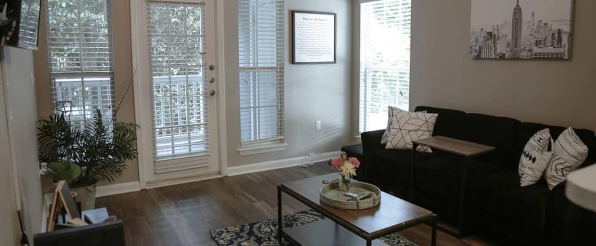 Luxury Style Apartment With Alexa in Atlanta Hero Image in Sylvan Hills, Atlanta, GA
