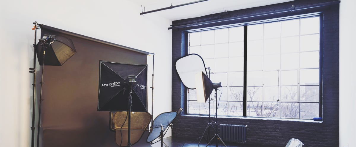 Versatile Photography and Videography Studio and Event Space for Intimate Occasions. in Brooklyn Hero Image in Brownsville, Brooklyn, NY
