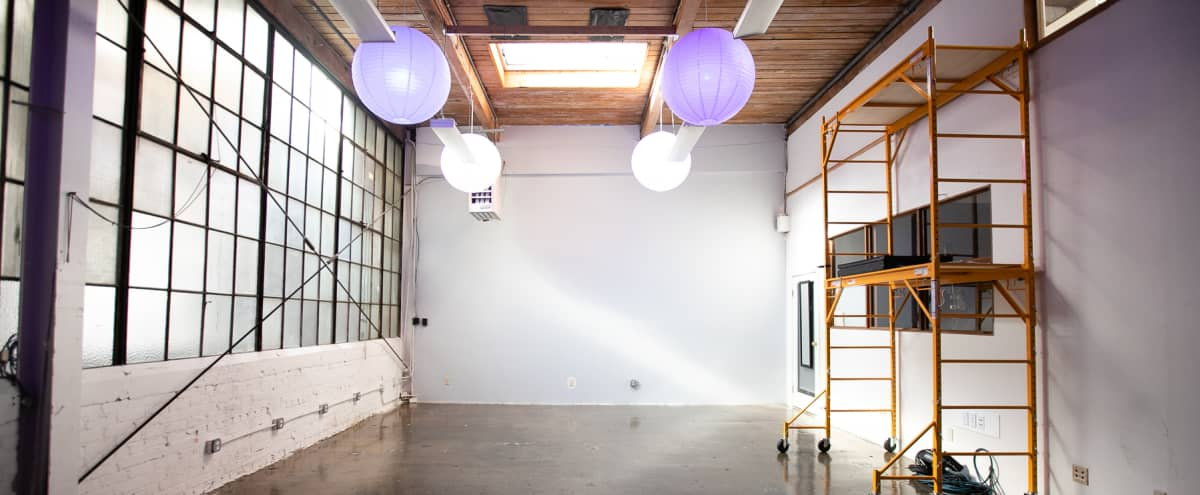 Former Factory Space turned Event Space with High Ceilings & Factory Windows in Southwest Berkeley in Berkeley Hero Image in Southwest Berkeley, Berkeley, CA