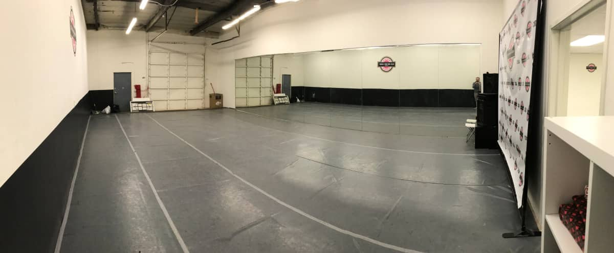 Dance Studio For Rent in Burbank Hero Image in North Hollywood, Burbank, CA