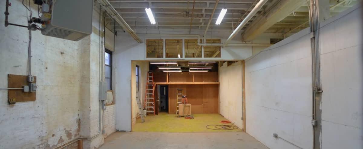 Ground floor industrial 15 ft ceilings Gowanus Brooklyn in brooklyn Hero Image in Gowanus, brooklyn, NY