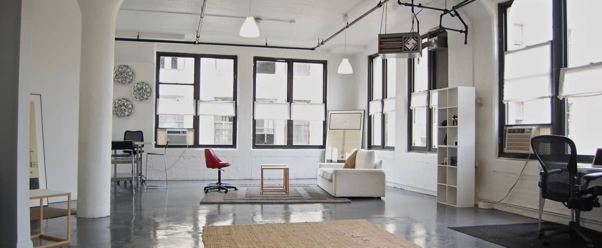 Beautiful Brooklyn Loft for Photo Shoots, Rehearsals, Meetings or Events in Brooklyn Hero Image in Clinton Hill, Brooklyn, NY