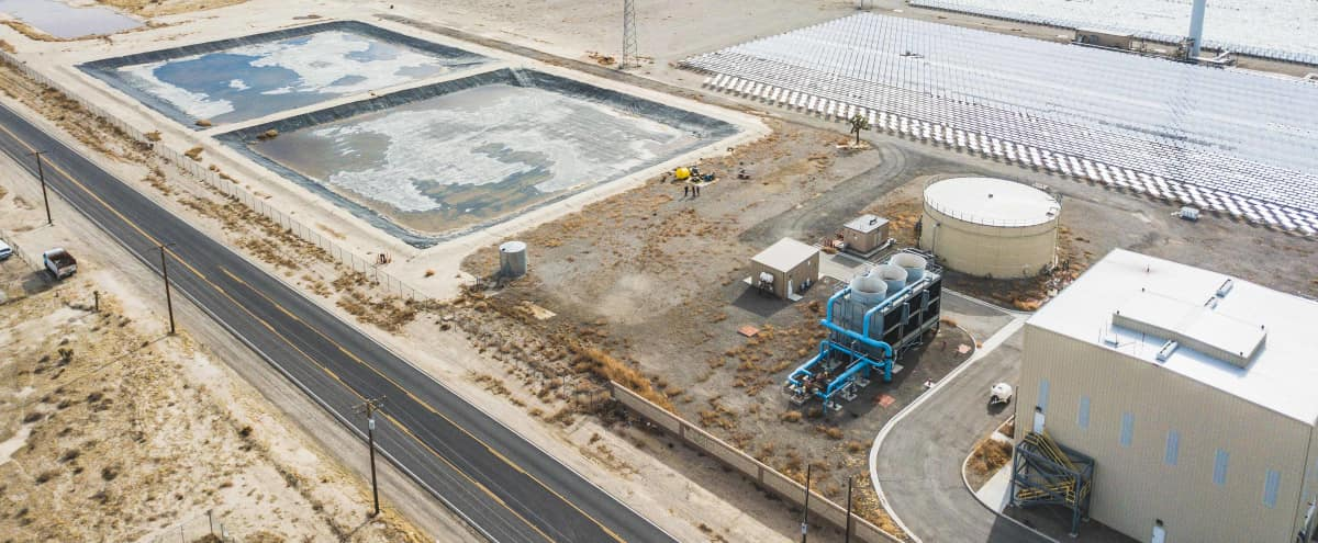 Industrial Desert Stage in Lancaster Hero Image in undefined, Lancaster, CA