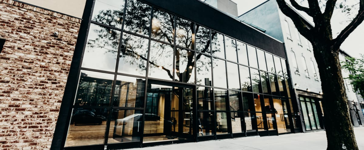 Chic Venue with Patio & Rooftop in Bushwick in Brooklyn Hero Image in Bushwick, Brooklyn, NY