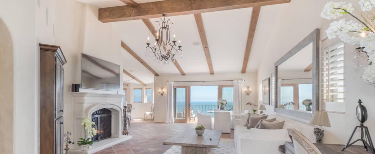 Malibu Villa w Stunning Ocean Views in malibu Hero Image in Eastern Malibu, malibu, CA
