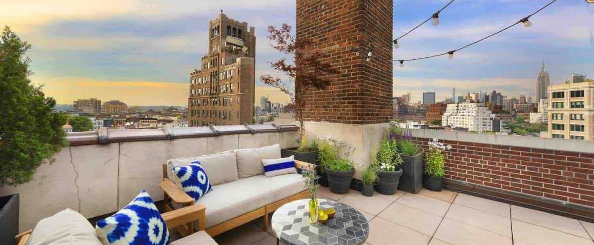 West Village Penthouse with Private Terrace in New York Hero Image in Greenwich Village, New York, NY
