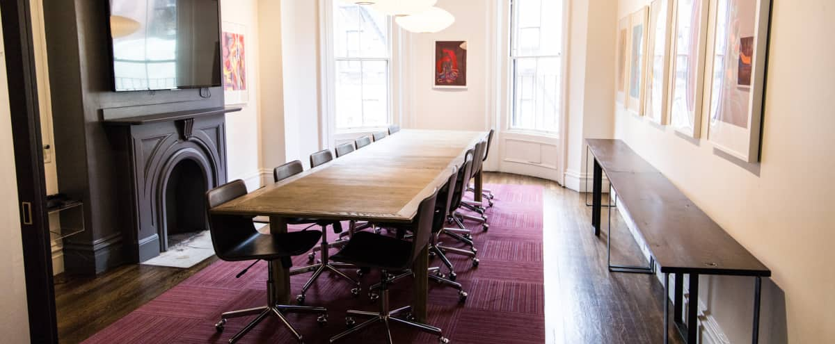 Beautiful Space Perfect for Board Meetings (Kennebunkport) in Boston Hero Image in Back Bay, Boston, MA
