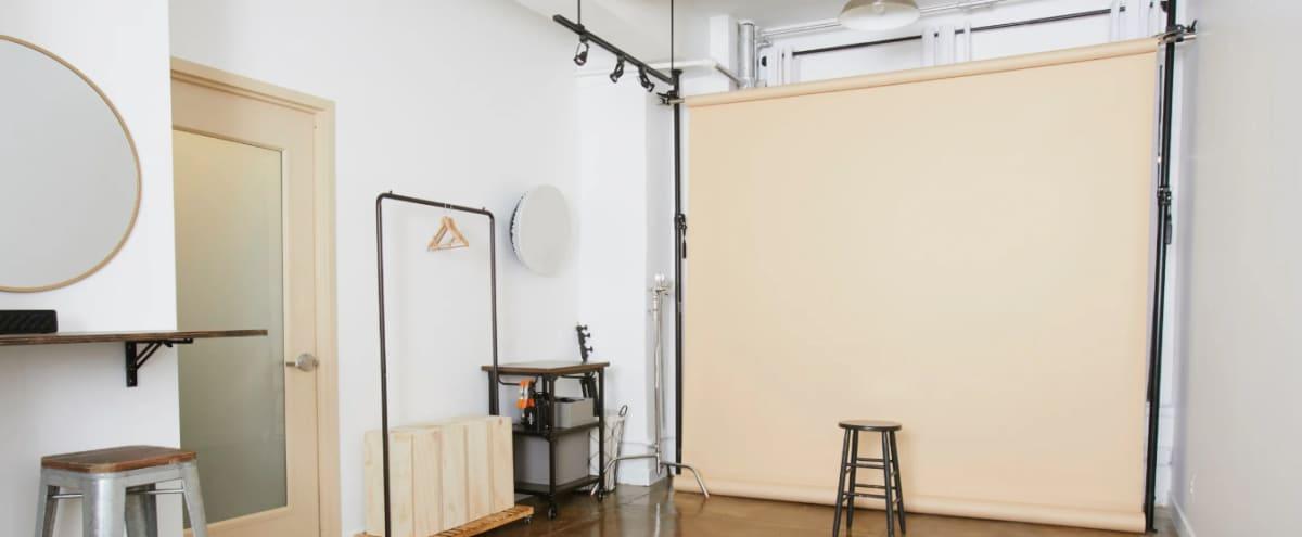 Multifunctional Photography Studio with Lighting in New York Hero Image in Chelsea, New York, NY