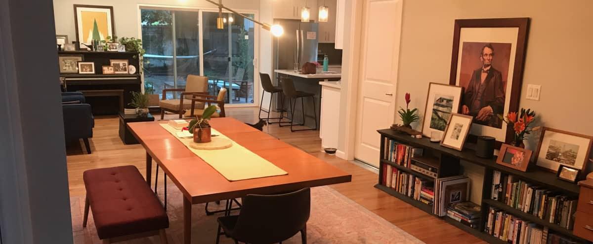 Modern, Yet Charming Single Family Home in Encino Hero Image in Encino, Encino, CA
