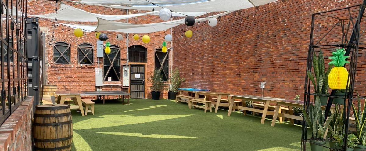 Hip Arts District Outdoor Venue in Los Angeles Hero Image in Central LA, Los Angeles, CA