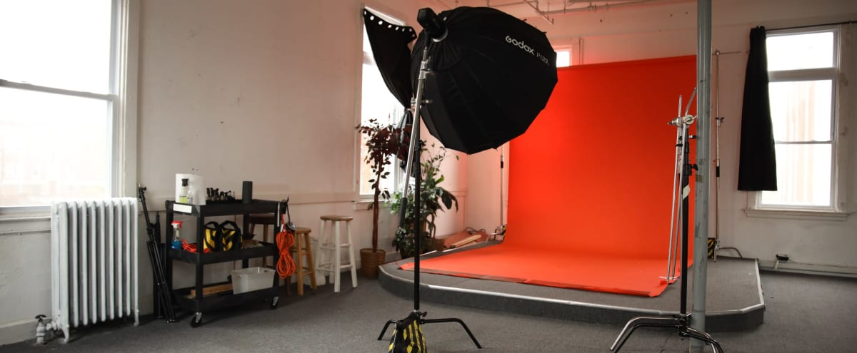 Loft Photo Studio in Orange Hero Image in undefined, Orange, NJ