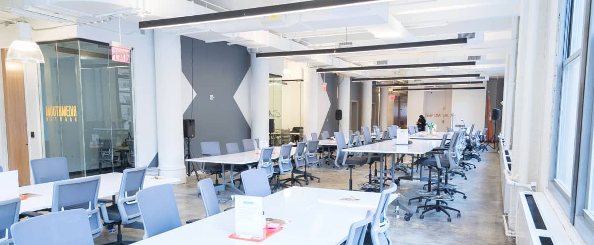 Offsite Meeting Space North of Tribeca! in New York Hero Image in Lower Manhattan, New York, NY