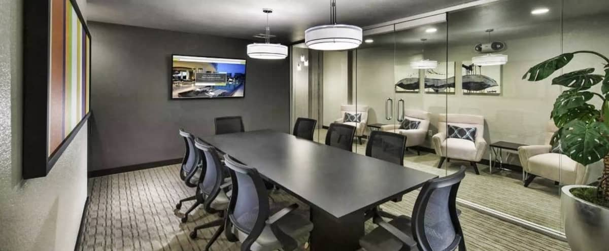 Professional Conference Room near Venice Beach in Marina Del Rey Hero Image in Venice, Marina Del Rey, CA