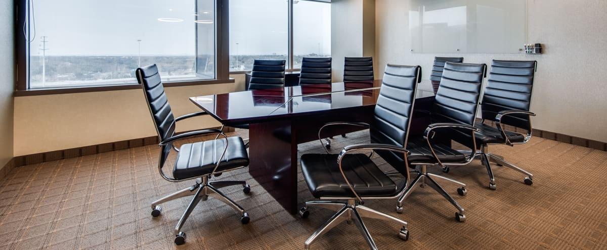 Dallas Galleria Conference Room - Modern - Clean in Dallas Hero Image in Far North Dallas, Dallas, TX