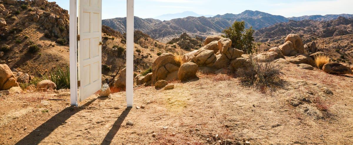 A Creative Desert Oasis near Joshua Tree & Palm Springs in joshua tree Hero Image in undefined, joshua tree, CA