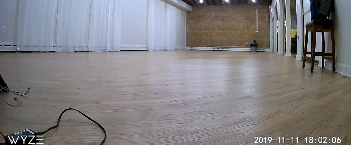 Irving Park Dance Studio and Event Space - Small Event Rental in Chicago Hero Image in Irving Park East, Chicago, IL