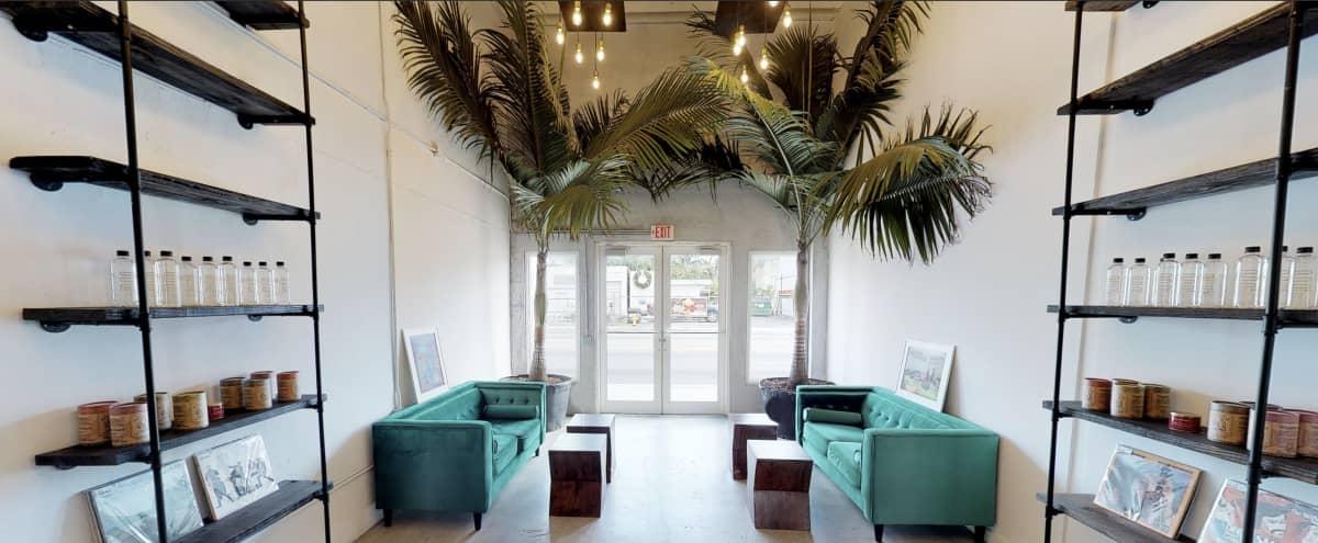 Postmodern Industrial Downtown Lounge in Miami Hero Image in Allapattah, Miami, FL