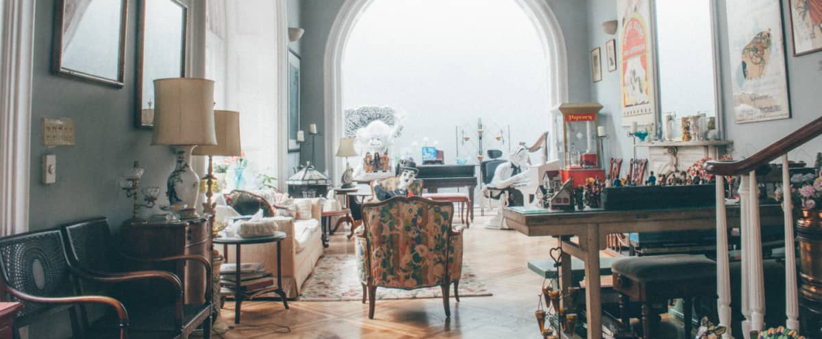 Historic Greenwich Village Mansion/Museum with Breathtaking Ballroom and More in New York Hero Image in Lower Manhattan, New York, NY