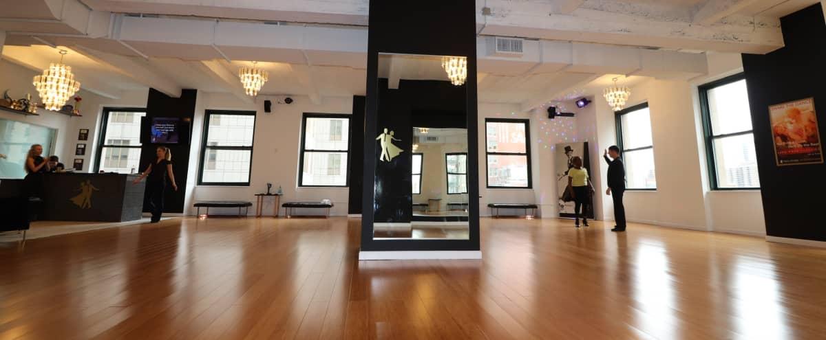 Gorgeous Tribeca Dance Studio in New York Hero Image in Tribeca, New York, NY