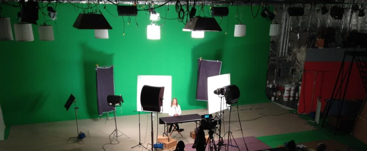 Huge Video Studio, Live Shot Studio and Green Screen Stage in Pleasanton Hero Image in undefined, Pleasanton, CA