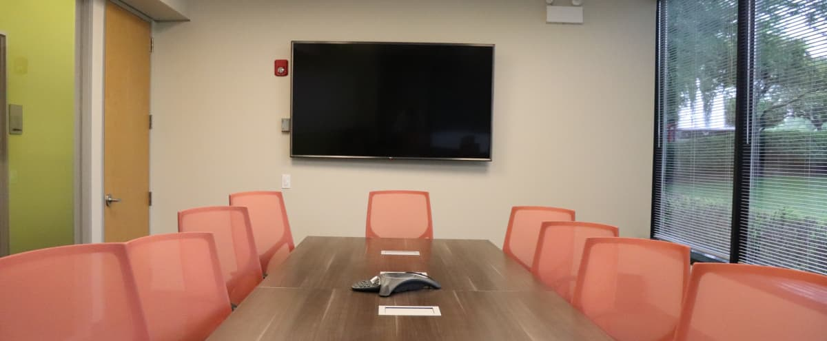 Modern Board Room in West Suburbs in Lisle Hero Image in undefined, Lisle, IL