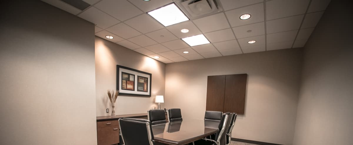 Spacious Executive Meeting Room - Downtown - MPLS in Minneapolis Hero Image in Downtown West, Minneapolis, MN