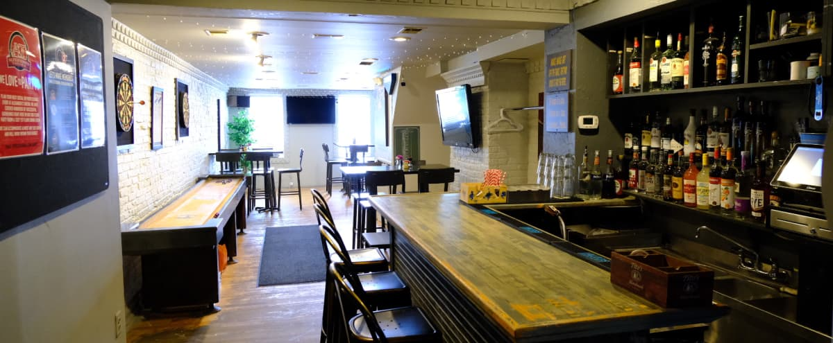 Downtown Private Room in Historic Fells Point in Baltimore Hero Image in Fells Point, Baltimore, MD