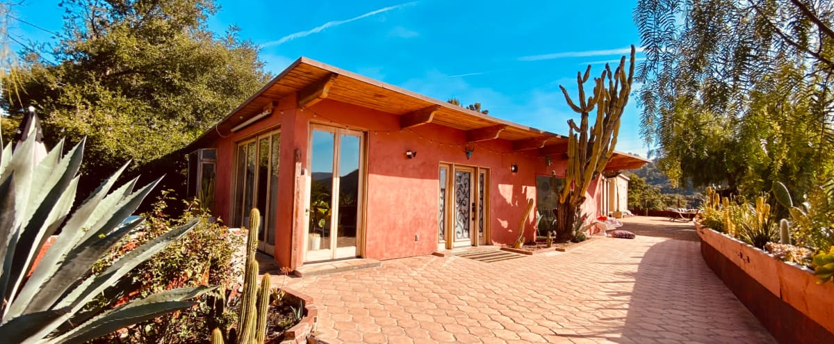 Blissful Mountain Retreat in Topanga Hero Image in Old Topanga, Topanga, CA