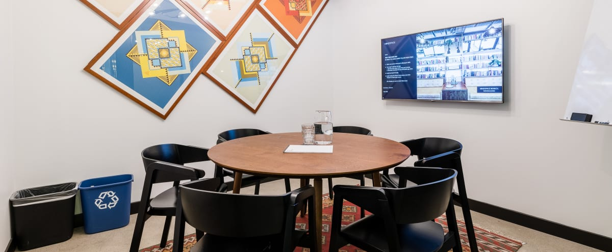 A/V Equipped Meeting Room for 8 in San Francisco Hero Image in SoMa, San Francisco, CA