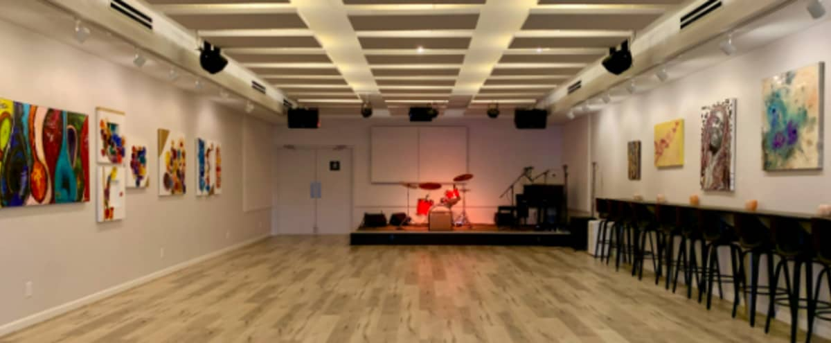 Gorgeous Venue / Art Gallery Studio with a funky vibe! in Dallas Hero Image in Lake Highlands, Dallas, TX