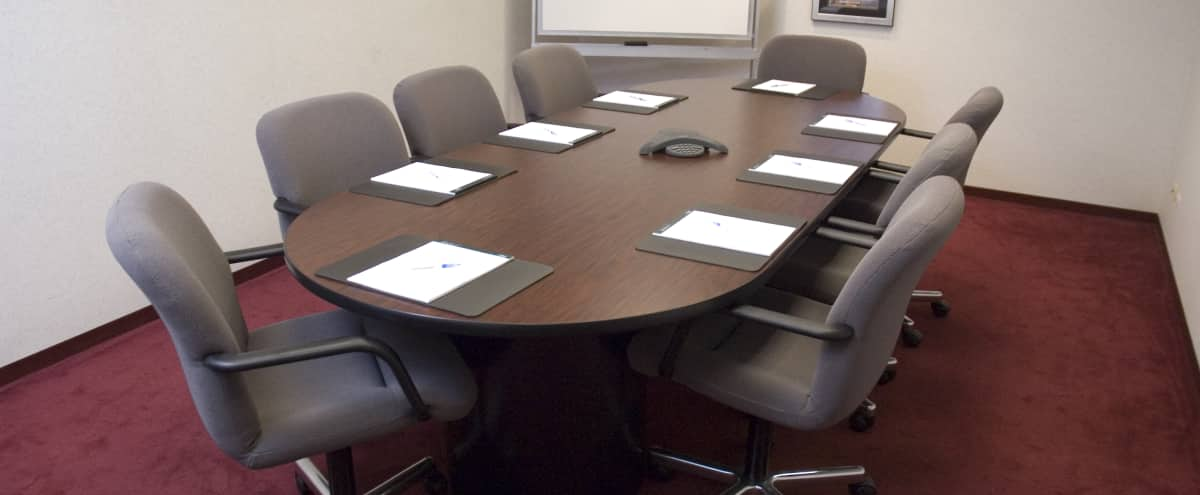 Board Room with Easily Accessible Oak Brook Location in Oak Brook Hero Image in Oak Brook, Oak Brook, IL