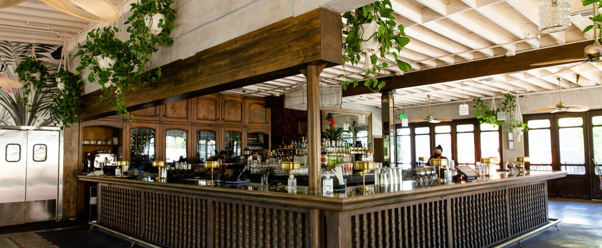 Steve's Place | Gorgeous Fully Functioning Bar and Restaurant in Los Angeles Hero Image in Central LA, Los Angeles, CA