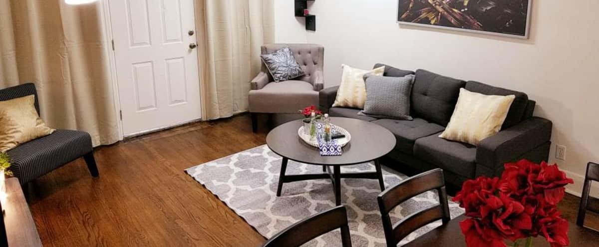 Fully Equipped 2bedroom House in Los Angeles Hero Image in Koreatown, Los Angeles, CA