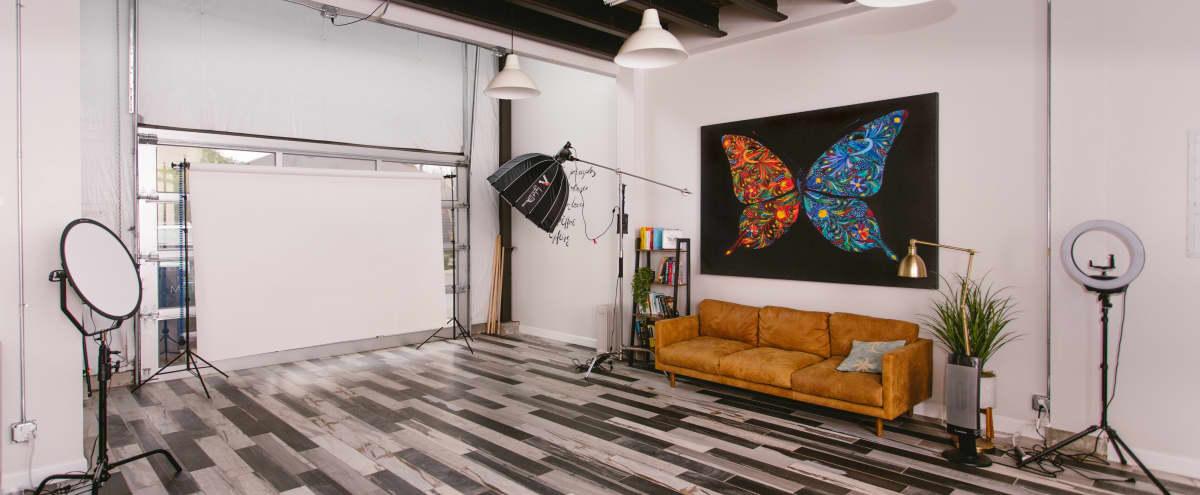 Community Creative Space for Workshops, Meetings, Meet Ups in Seattle Hero Image in Georgetown, Seattle, WA