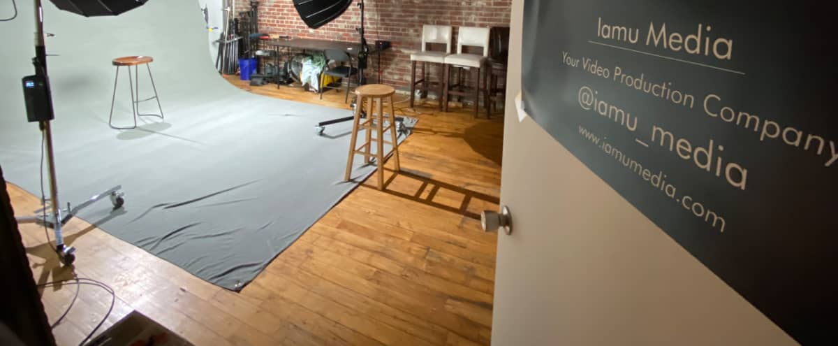 Iamu Studios CLT in Charlotte Hero Image in Charlotte center city, Charlotte, NC