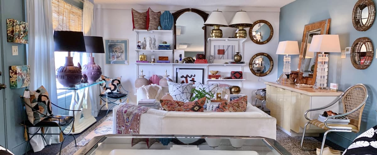 Chic & Eclectic Studio in Charlotte Hero Image in East Forest, Charlotte, NC