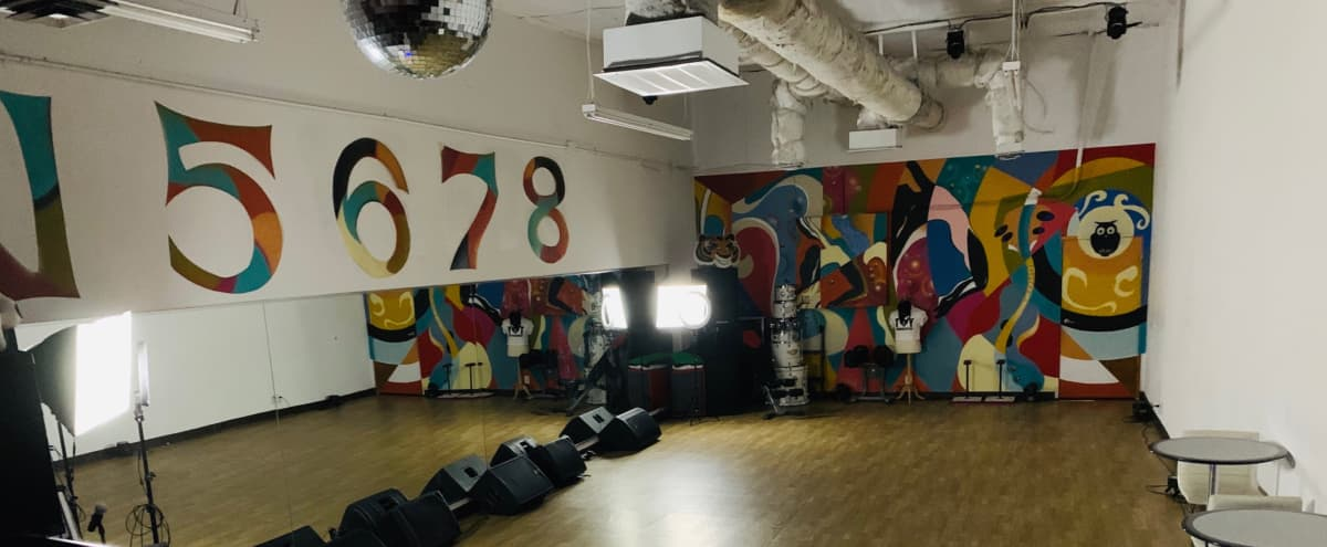 Private Studio Space for Creating in Las Vegas Hero Image in undefined, Las Vegas, NV