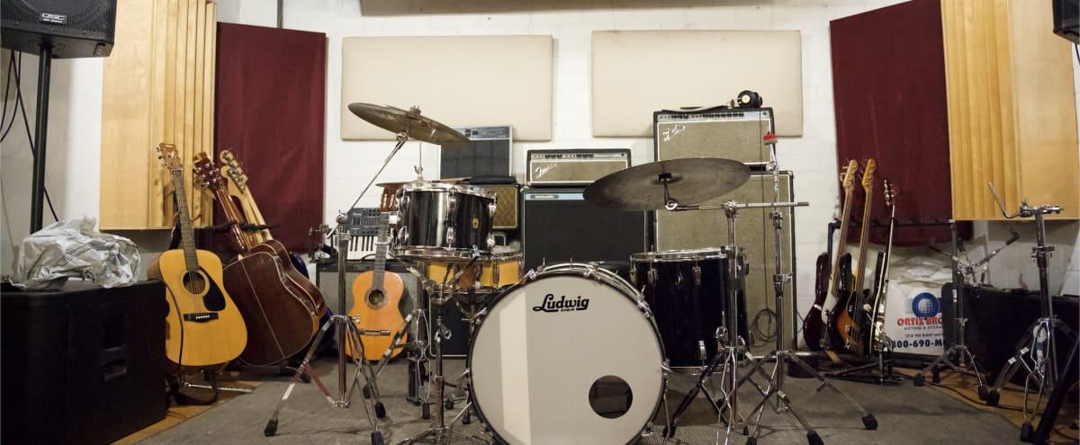 Vintage Recording Studio With Analog Equipment in Los Angeles Hero Image in Crenshaw, Los Angeles, CA