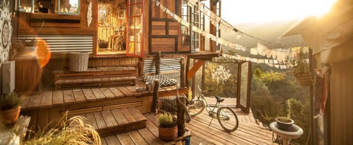 Bohemian Space with Great Views in TOPANGA Hero Image in undefined, TOPANGA, CA