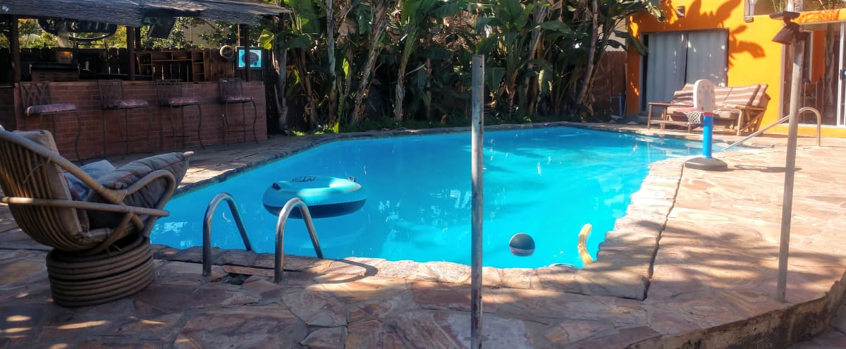 Amazing Spacious Private Pool Oasis in Silver lake in los angeles Hero Image in Silver Lake, los angeles, CA