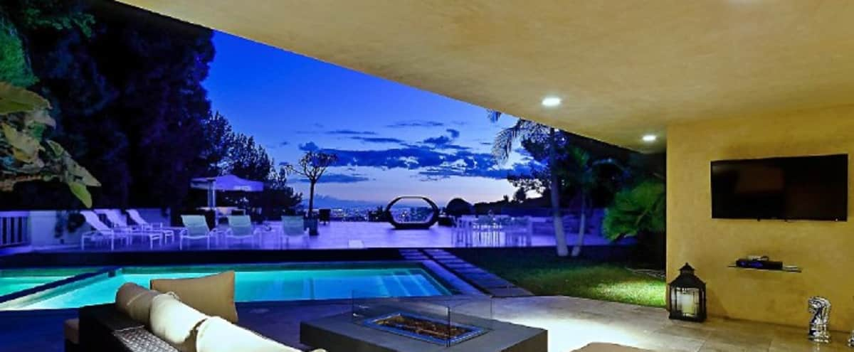 Trousdale Estate with Skyline View for Private Events in Beverly Hills Hero Image in Trousdale Estates, Beverly Hills, CA