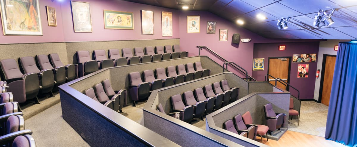 Custom Built Amphitheater Space for Performance, Seminars & Presentations in Philadelphia Hero Image in Huntingdon Valley, Philadelphia, PA