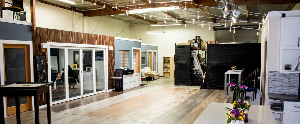 Spacious, Unique Production Space Minutes From The Beach in San Diego Hero Image in Bay Ho, San Diego, CA