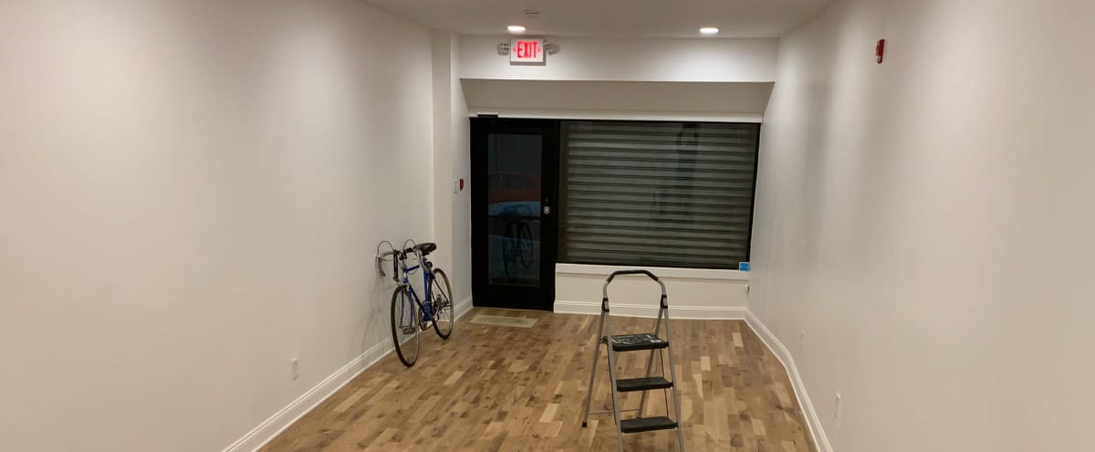 Private Studio Storefront Gallery Space in Philadelphia Hero Image in East Kensington, Philadelphia, PA